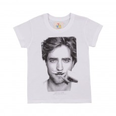 T-shirt Berty Blanc