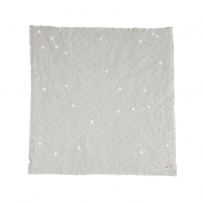 Ferm Living Grey Blanket