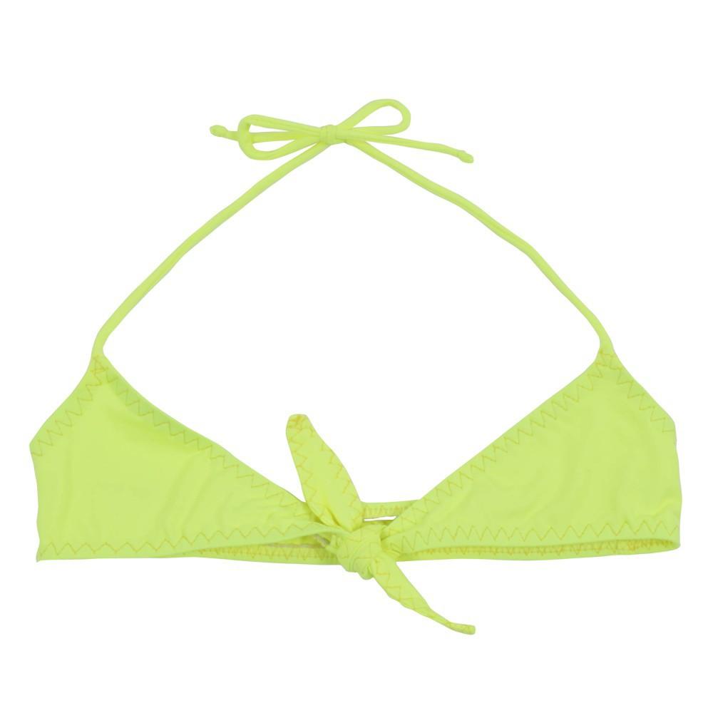 maillot de bain 2 pi ces jaune fluo le petit swim mode enfant smallable. Black Bedroom Furniture Sets. Home Design Ideas