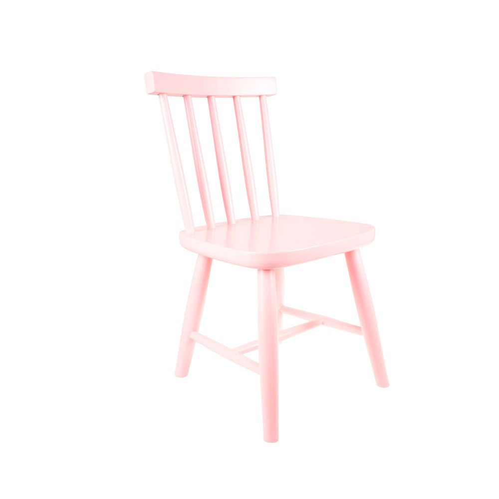 chaise hector rose p le rose in april mobilier smallable