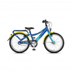 Vélo Crusader Light Bleu