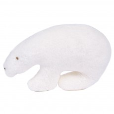 Hochet - Ours blanc