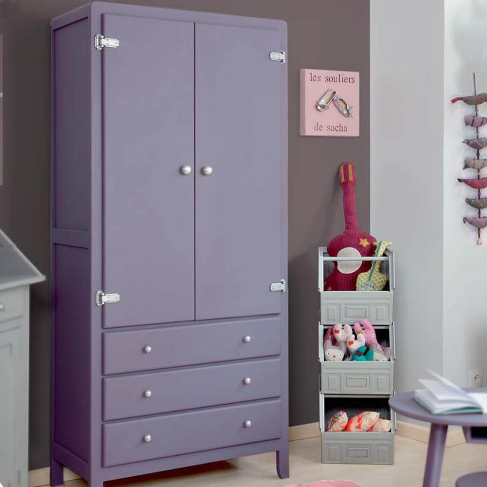 armoire mobilier smallable. Black Bedroom Furniture Sets. Home Design Ideas