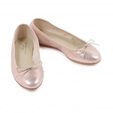 Ballerines Scala Rose