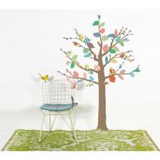 Sticker arbre à motifs - Petit format