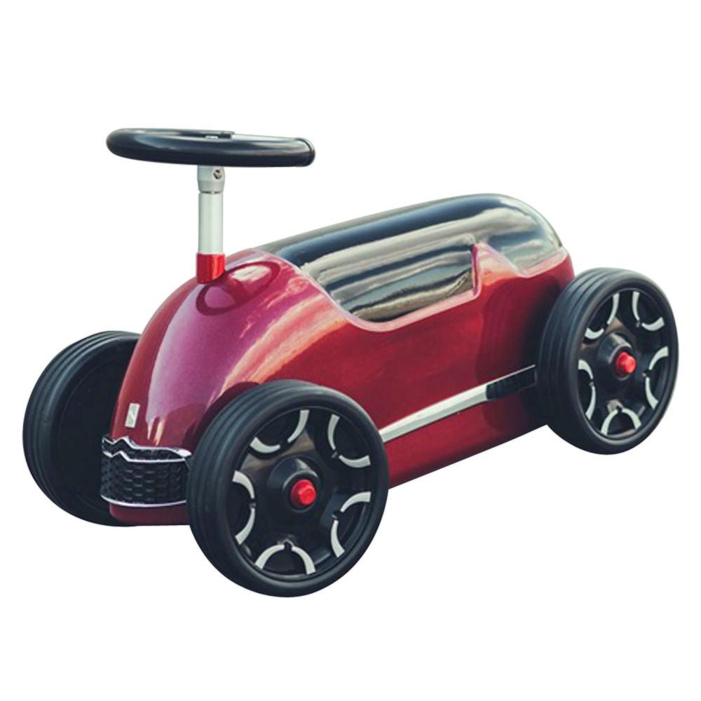 porteur ds citro n rouge baghera jeux jouets loisirs enfant smallable. Black Bedroom Furniture Sets. Home Design Ideas