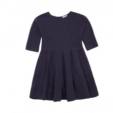 Robe Lucena Bleu marine