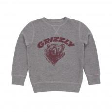 Sweat Grizzli Gris