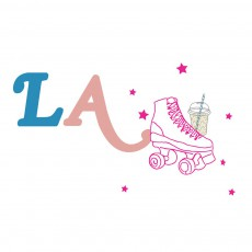 Sticker Los Angeles