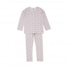 Pyjama Pensée Lenteur Multicolore