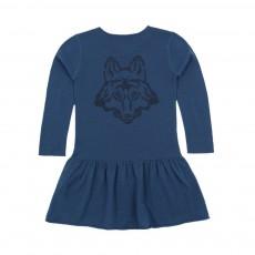 Robe Loup Tunisa Bleu canard