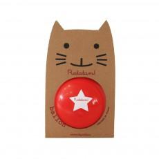 Ballon 25 cm Rouge