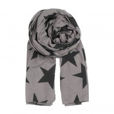 Foulard Twilight Star Gris