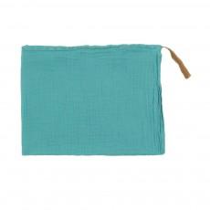 Lange Nana Bleu turquoise