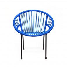 Fauteuil Tica petit modèle Bleu