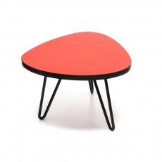 Table Tica petit modèle Rouge