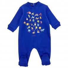 Dors-bien Guiheumet Bébé Bleu
