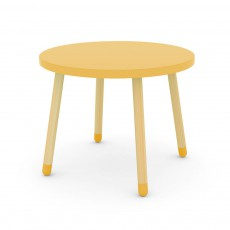 Table enfant Jaune