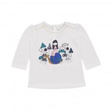T-shirt MissMarc Ecru