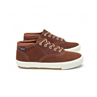Sneaker Camoscio Transatlantico Marrone