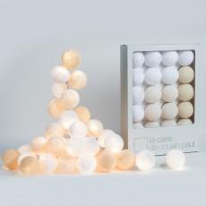 Guirlande lumineuse 20 boules Uyuni