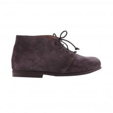Desert Boots Suede Marron