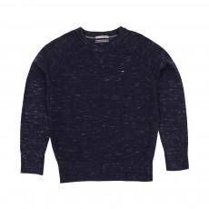 Sweat Collin Bleu nuit