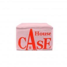 Rangement House Case Shinny - Rose pâle