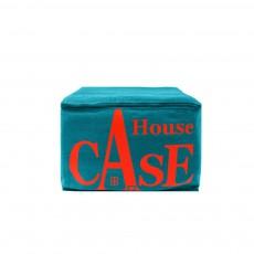 Rangement House Case Shinny - Bleu