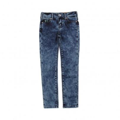 Jeans Slim Tie&Dye Demin
