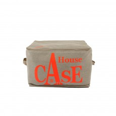 Rangement House Case Shinny - Beige