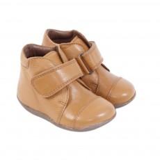 Chaussures scratch premiers pas Camel