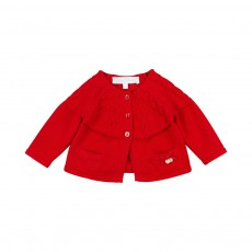 Cardigan Edelweiss Rouge