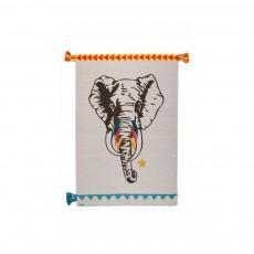 Tapis Circus Elephant