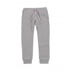 Jogger Slim Fleece Gris