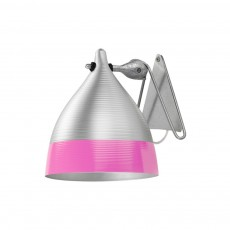 Applique lampe Cornette - Rose