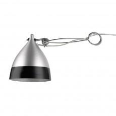Lampe Cornette à pincer -  Noir