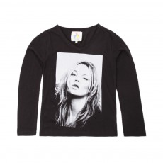 T-shirt K Moss Noir