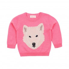 Pull Wolf Rose fluo