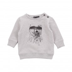 Sweat Ours Emet Gris clair