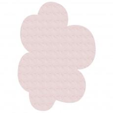 Sticker Nuage Rose poudre