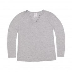 T-shirt Etoiles Terny Gris chiné
