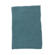 Col Alpaga Bleu Vert