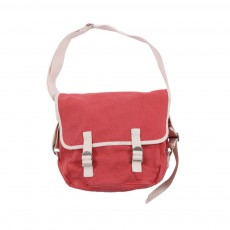 Besace Musette Rose