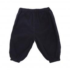 Pantalon Poches Encore  Bleu marine