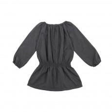 Robe Tunique Escale Gris anthracite