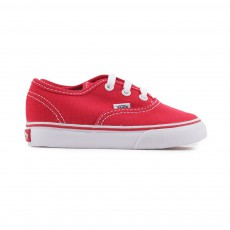 Baskets Authentic Rouge