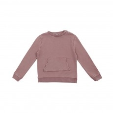 Sweat Nuage Marron glacé