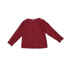 Blouse Mukesh Rouge cerise