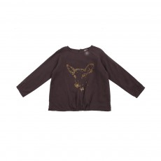 Blouse Biche Mukesh Marron